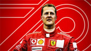 Трейлер F1 2020 посвятили машинам Михаэля Шумахера