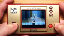Doom запустили на портативной консоли Nintendo Game & Watch