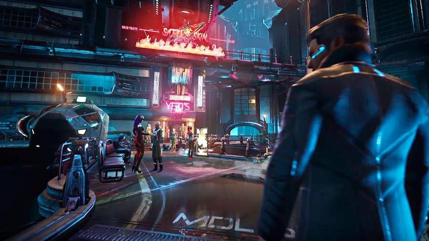 Авторы Gamedec показали десять минут игрового процесса