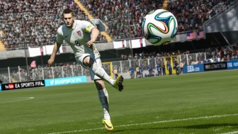 Прямая трансляция демоверсии FIFA15 на ПК
