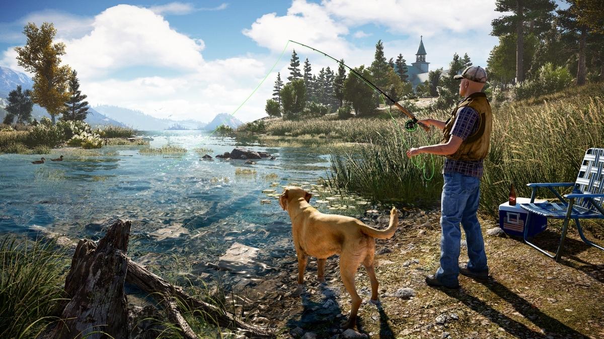 Американские игроки требуют отменить Far Cry5