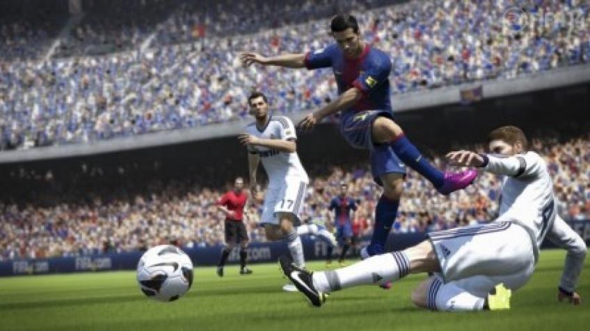 Стали известны особенности предварительного заказа FIFA14 в России