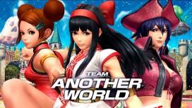 Авторы The King of Fighters14 представили новое женское трио