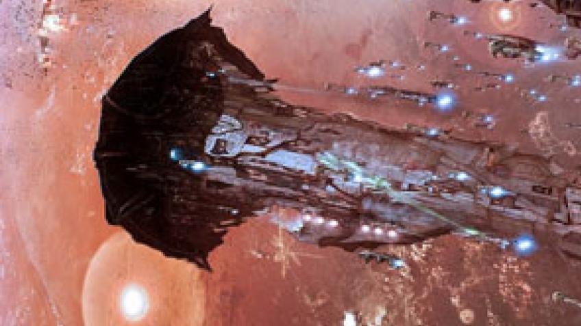 EVE Online: большие проблемы больших кораблей