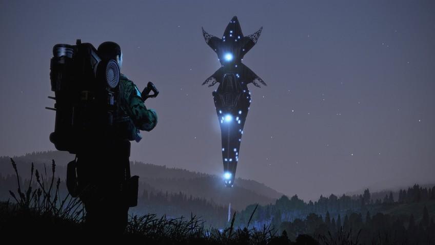 Bohemia выпустила «инопланетное» дополнение ArmA3 Contact