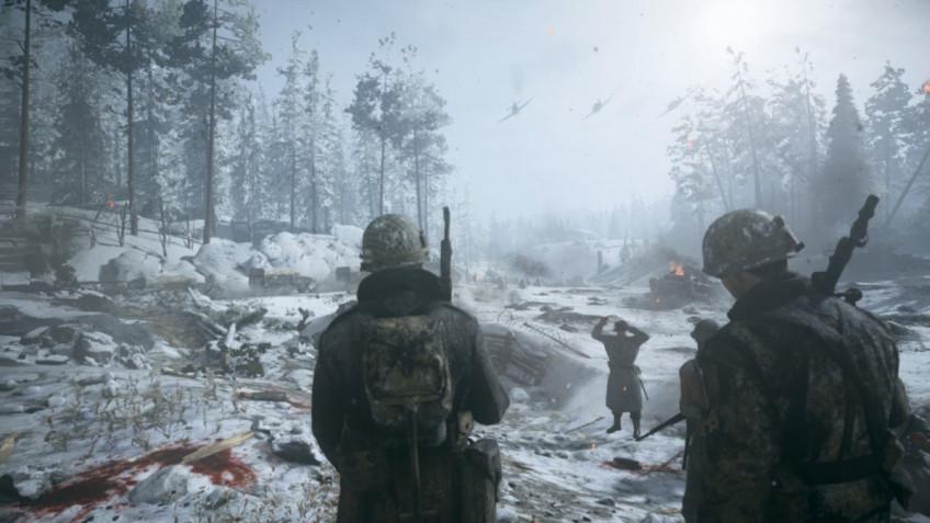 Слух: новая Call of Duty вернётся во Вторую мировую