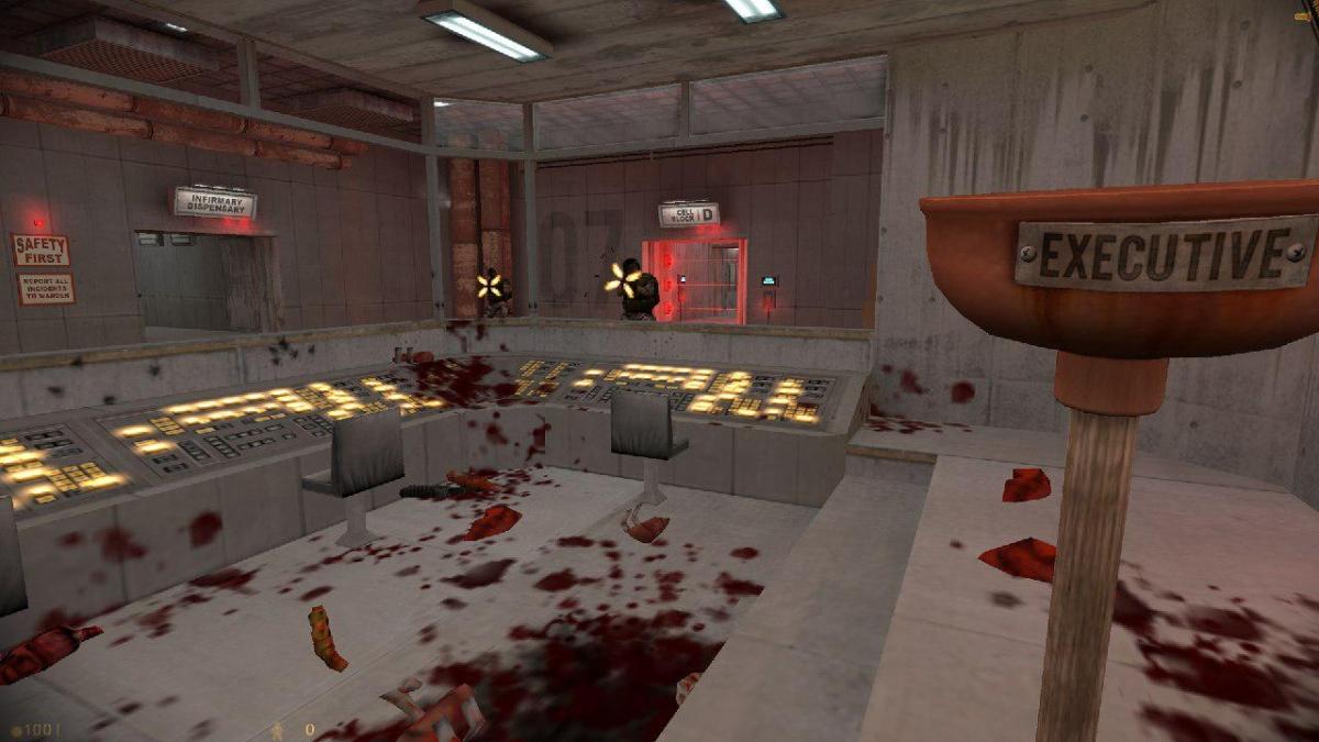 Бывший дизайнер Valve выпустил модификацию Half-Life: Caged