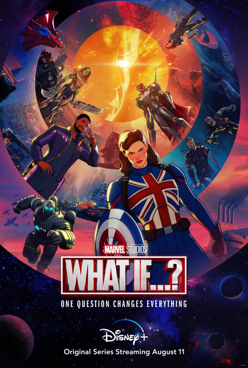 Альтернативные миры и герои в трейлере антологии Marvel «Что, если...?»1