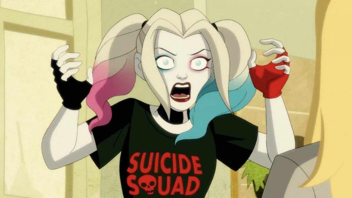 Продление мультсериала о Харли Квинн зависит от бюджета 3 сезона