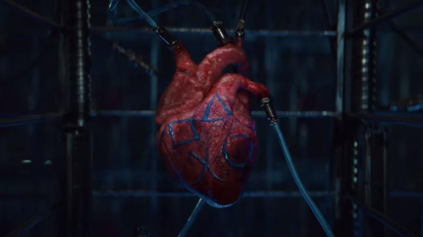 «Почувствуй мощь PlayStation»: мрачная реклама консоли к14 февраля