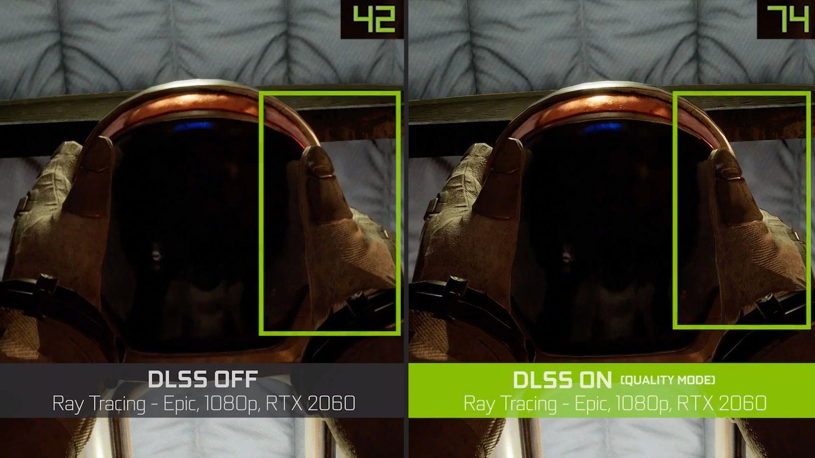 NVIDIA сделала бесплатной технологию DLSS