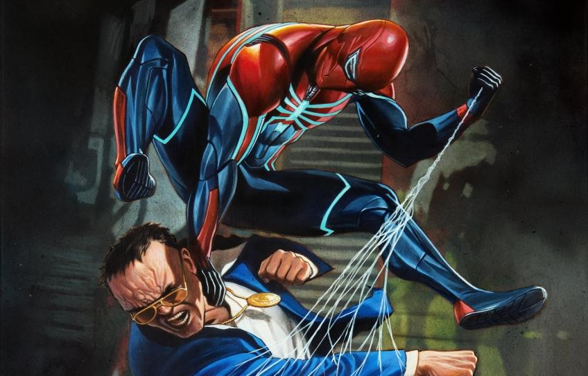 Появились первые подробности о «Войнах банд» в «Человеке-пауке»