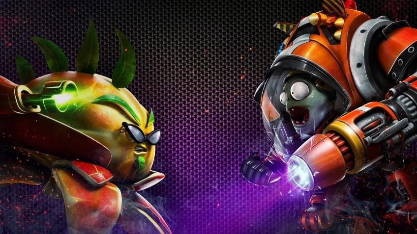 В сеть утекла ранняя версия трейлера Plants vs. Zombies: Battle for Neighborville