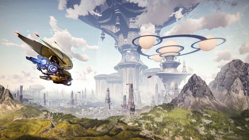 Создатели Skyforge рассказали о новой локации — долине Узуни