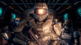 Начался альфа-тест Halo Online