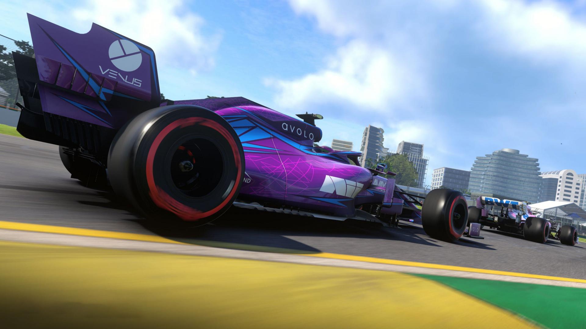 F1 2020 получила бесплатную пробную версию на PS4 и Xbox One