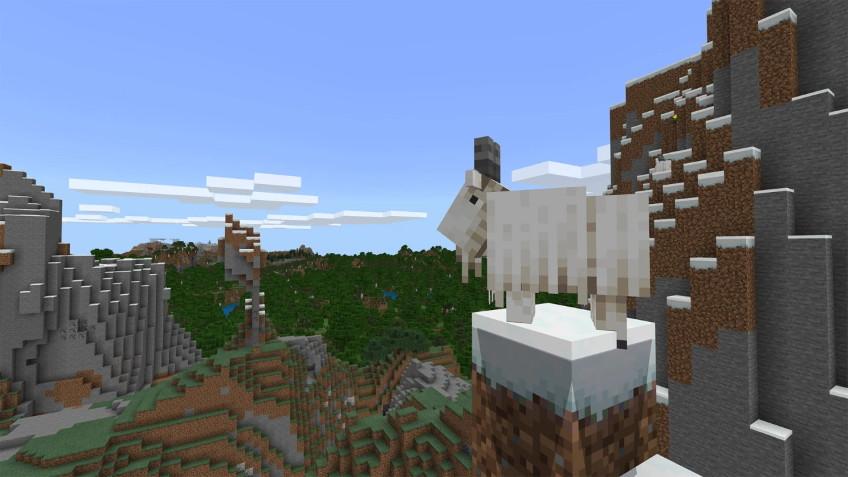Первая часть обновления Caves & Cliffs для Minecraft выйдет8 июня