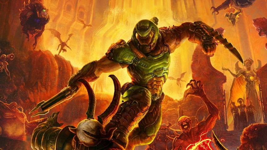 DOOM Eternal перенесли на 20 марта 2020 года