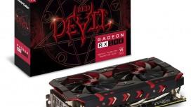 Пришествие Алого Дьявола — анонсирована видеокарта PowerColor Red Devil RX 590