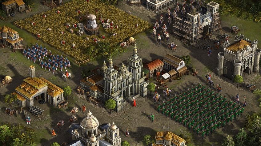 Создатели «Казаков 3» показали видео из игры