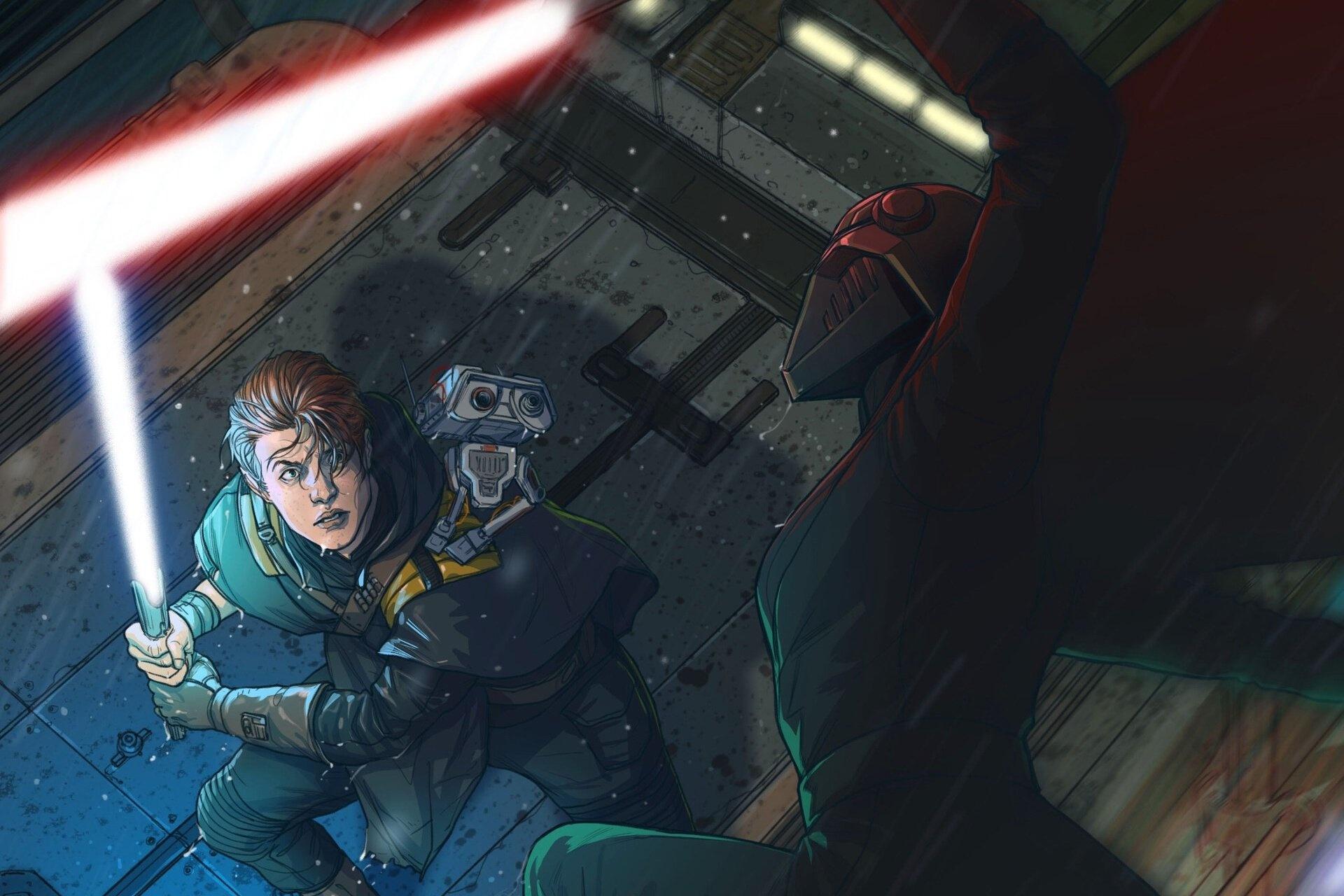 SuperData: у Fallen Order рекордный старт, в отличие от Red Dead Redemption2 на РС