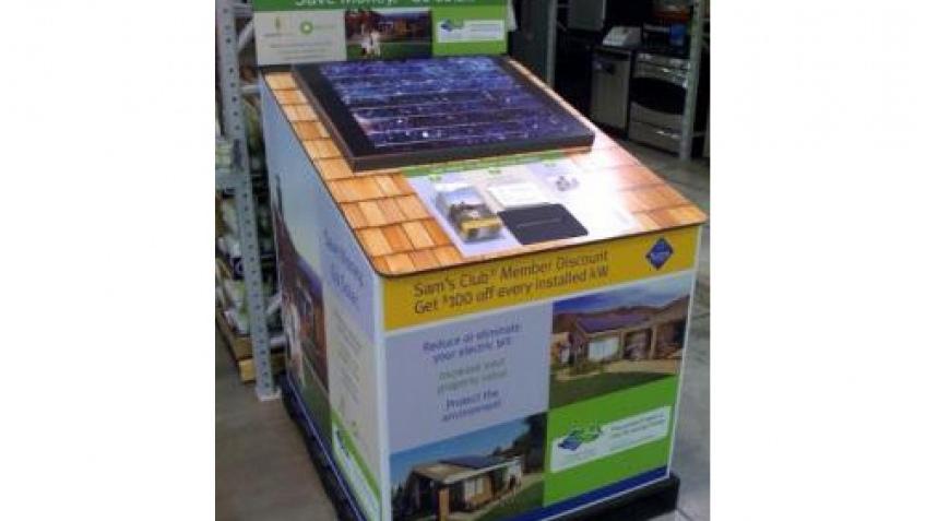 Солнечные панели – уже в магазинах