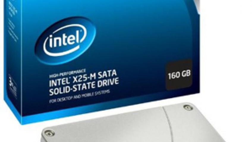 Прошивка для SSD компании Intel выводит накопители из строя