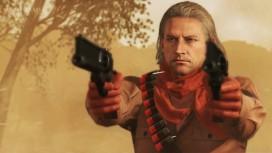 В Metal Gear Solid5 можно будет сыграть за Револьвера Оцелота