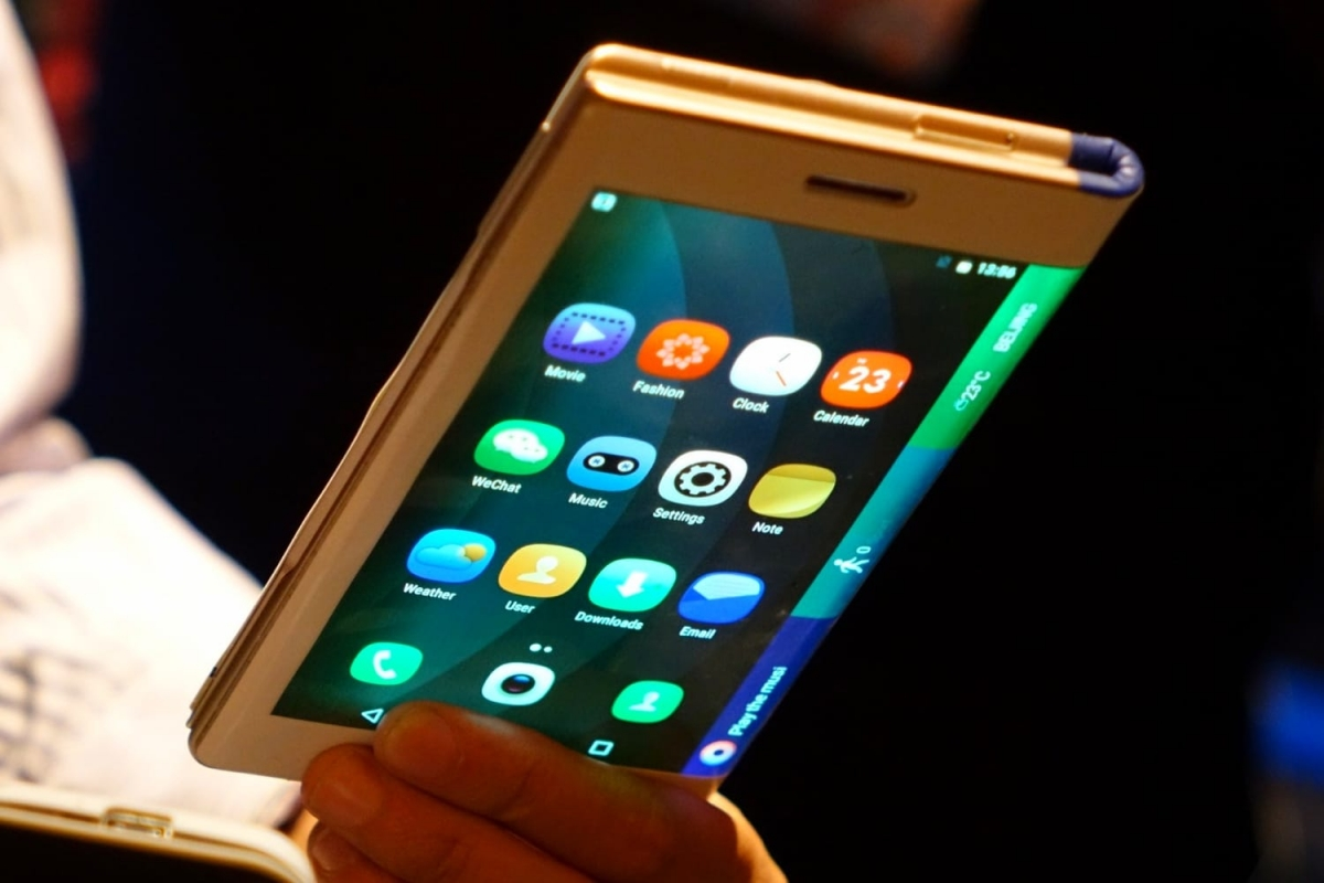 Инсайдер озвучил возможное название складного смартфона Samsung