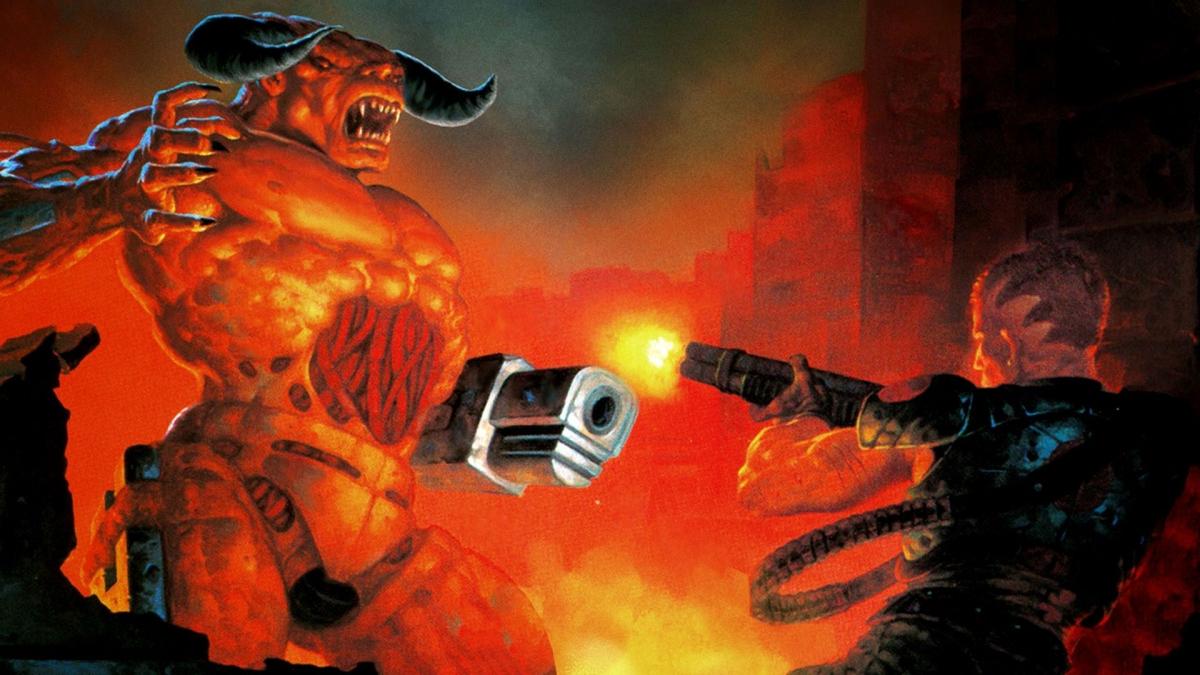 В Doom II появился режим «королевской битвы»