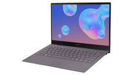 Samsung анонсировала Galaxy Book S с CPU Intel Lakefield 3D