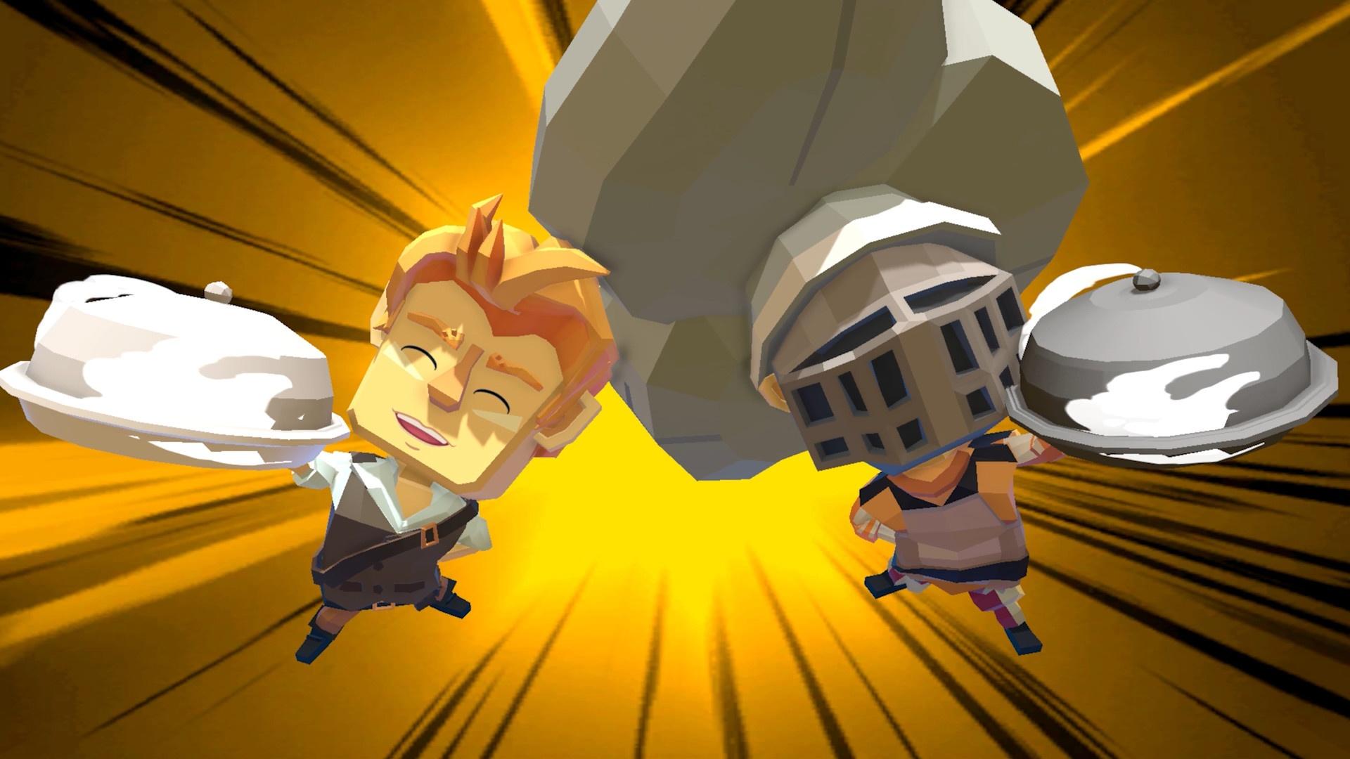 Team17 выпустит симулятор Epic Chef по мотивам книг Терри Пратчетта