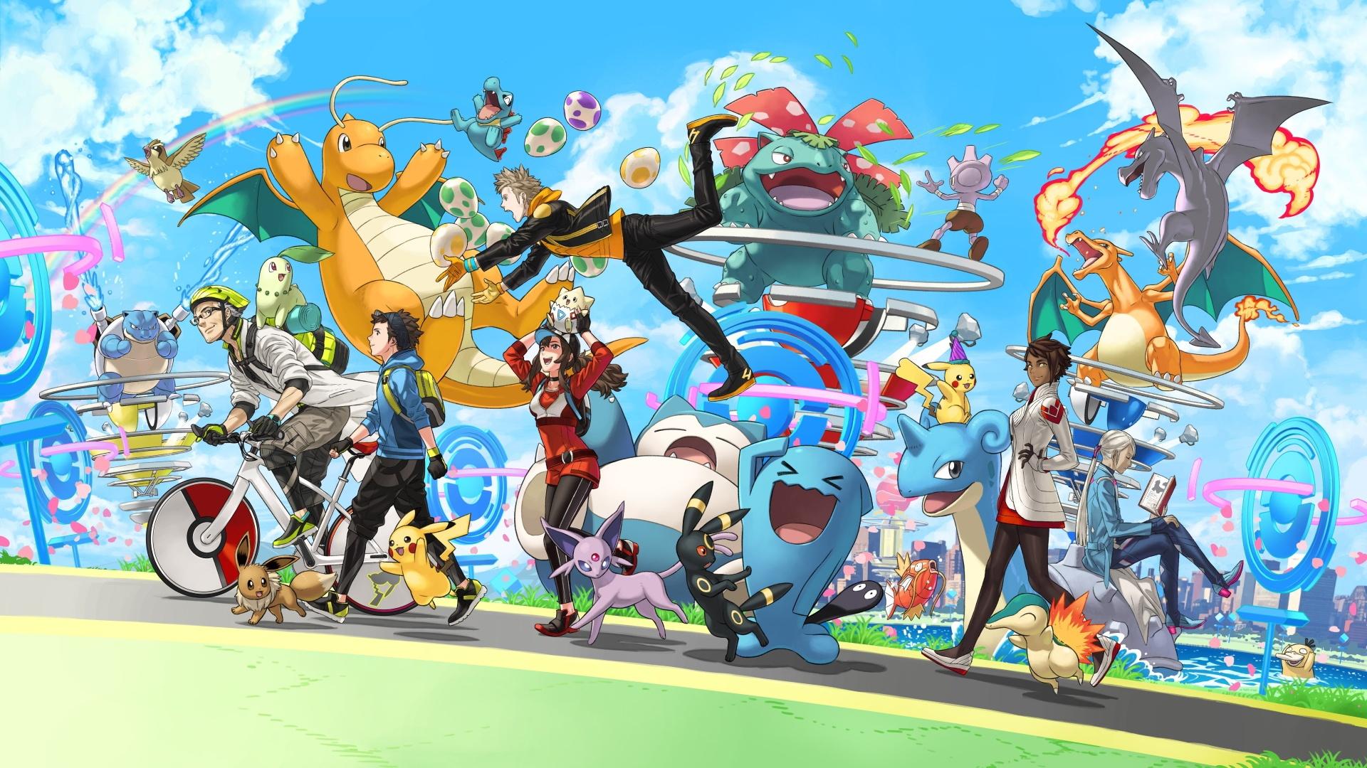 Группа хакеров согласилась выплатить5 млн долларов разработчикам Pokemon GO