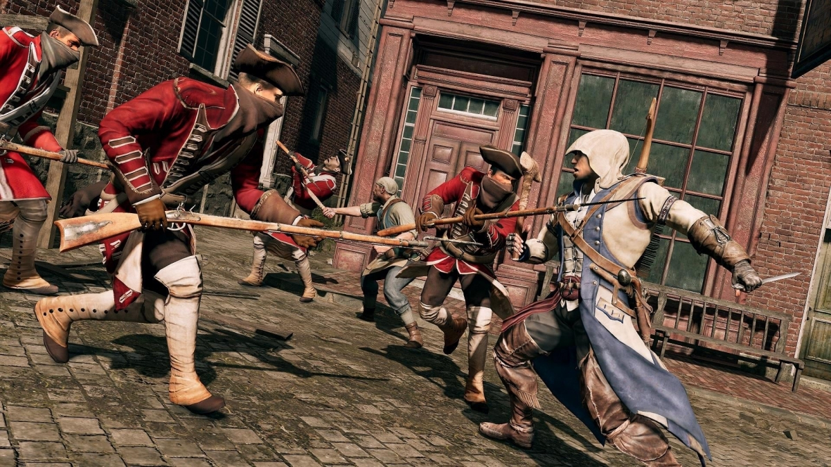 Ubisoft подробно рассказала об изменениях в ремастере Assassin's Creed III — их много
