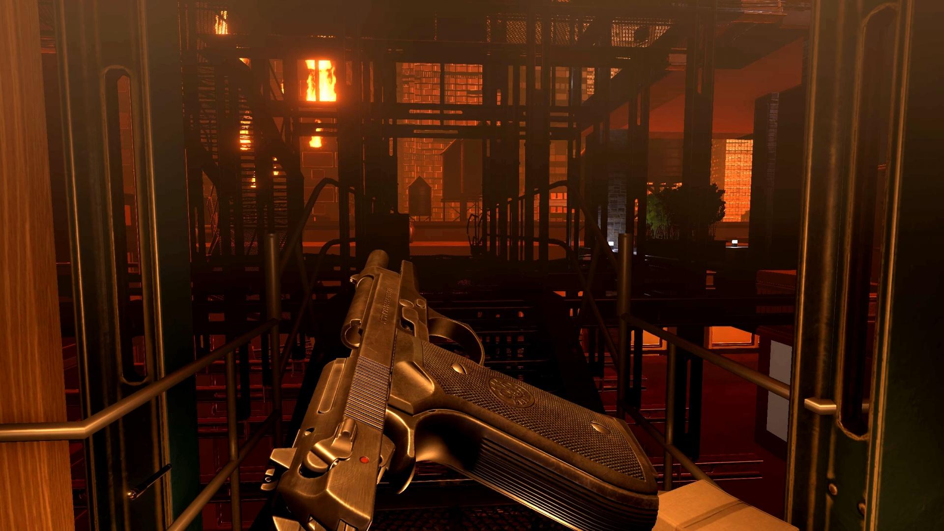 Реалистичный симулятор стрельбы из пистолета Receiver получит сиквел