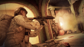 Яростные перестрелки в новом трейлере консольной версии Insurgency: Sandstorm