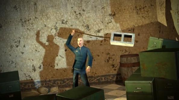 Garry's Mod подружится с сенсором Kinect