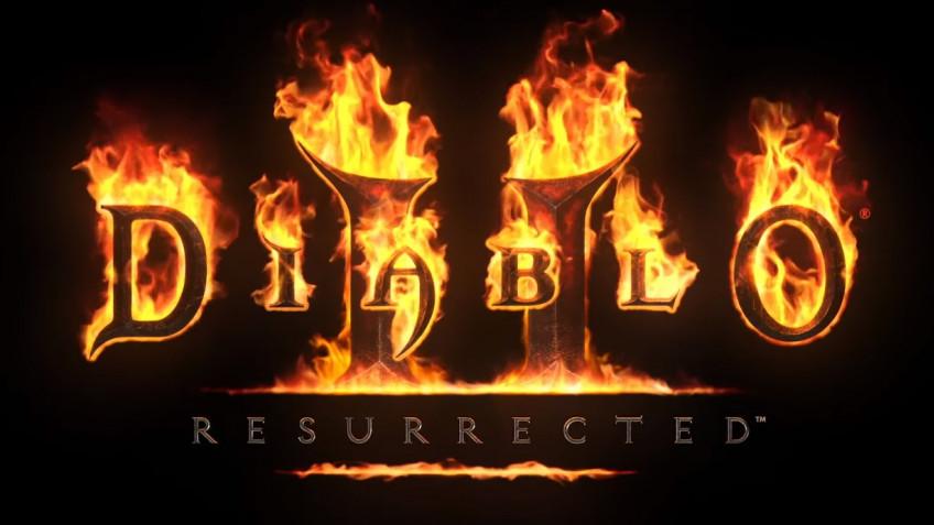 Анонсирован ремейк Diablo II и Lord of Destruction для PC и консолей