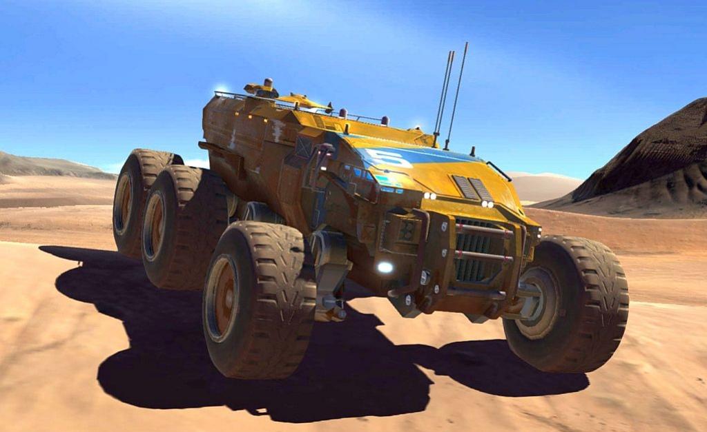 Новый трейлер Homeworld: Deserts of Kharak рассказывает о завязке игры