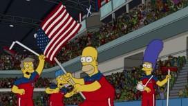 «Симпсоны» предсказали победу США в кёрлинге на Олимпиаде