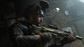 NVIDIA показала свежие кадры сюжетной кампании Call of Duty: Modern Warfare