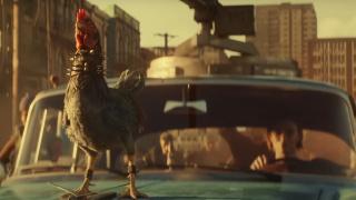 В новом трейлере Far Cry6 петух сеет хаос на улицах города