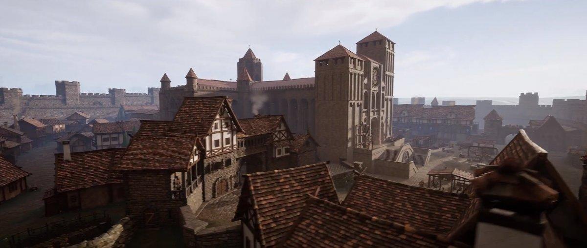 Свежий трейлер The Waylanders посвятили религиозному городу Компостелла из2 акта