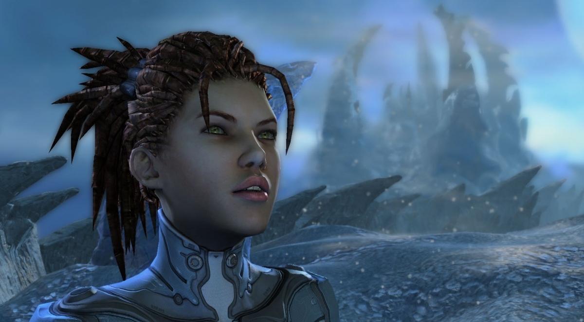 Видеоинтервью с художественным руководителем StarCraft 2: Heart of the Swarm от «Игромании.ру»