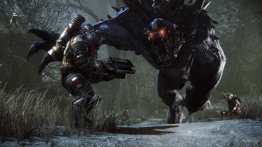 Разработчики Evolve работают над новой игрой