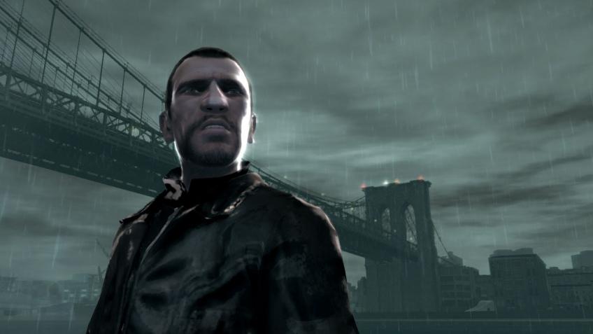 Вышел патч к Grand Theft Auto IV
