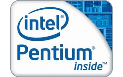 Intel выпустит четыре процессора Pentium во II квартале