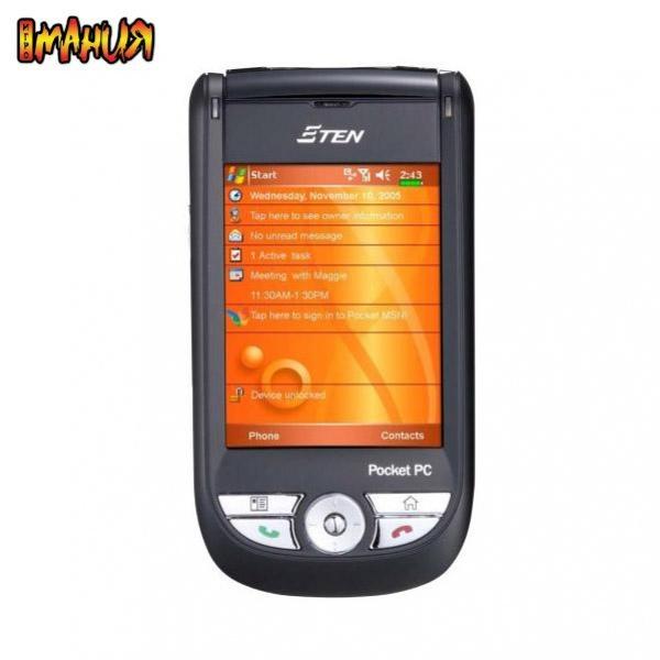 Тайваньский смартфон