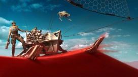 Новый кинематографичный трейлер к выходу Gears5