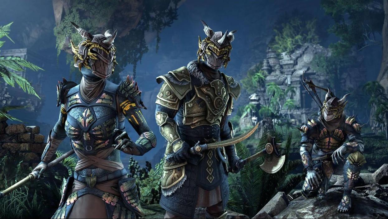 Дополнение Scalebreaker появится в The Elder Scrolls Online12 августа